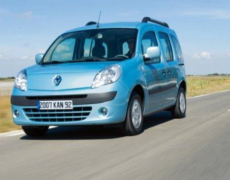 Renault Kangoo - идеальный вараинт для решения проблем