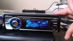 Какую электронику производит Sony для автомобилей?