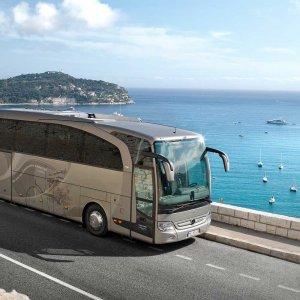 Пассажирские перевозки с компанией Альбатрос
