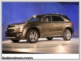 Chevrolet Equinox 3.4 AWD