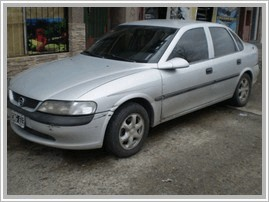 Chevrolet Vectra 2.0 110 Hp