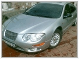 Chrysler 300M 2.7