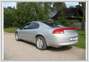 Chrysler Intrepid 2.7