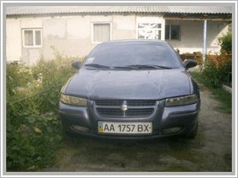 Chrysler Stratus 2.5