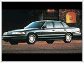 Ford Crown Victoria 4.6 i 223 Hp