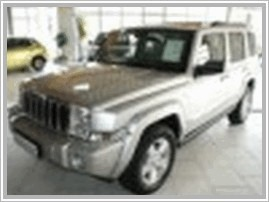 Jeep Commander 3.0 TD AT