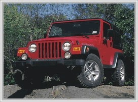 Jeep Wrangler Unlimited 3.8 AT