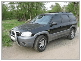 Mazda Tribute 2.0 2WD