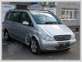 Mercedes Viano 2.2 MT