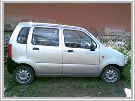Opel Agila 1.2 AT 86 Hp