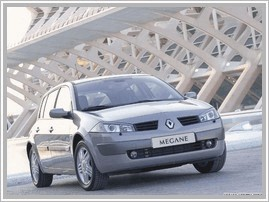 Renault Megane Hatchback 1.6 AT 106 Hp