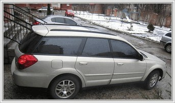 Subaru Outback 2.5 AT