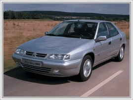 Citroen Xantia 2.0 121 Hp