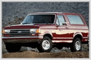 Ford Bronco 5.0