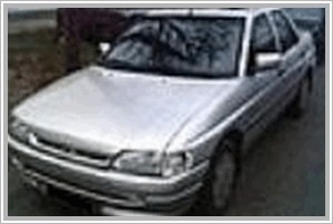 Ford Orion 1.8 TD 70 Hp
