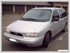 Ford Windstar 3.8 GL