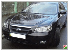 Hyundai Sonata 2006-2009 2.0 AT