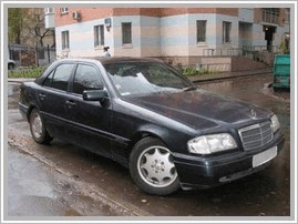 Mercedes C 320 4Matic W203