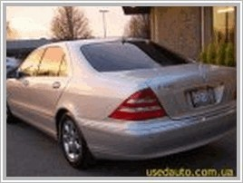 Mercedes S 500 4MATIC W220
