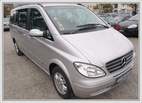 Mercedes Viano Marco Polo Westfalia 2.2 4MATIC