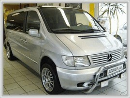 Mercedes Viano Marco Polo Westfalia 2.2 AT