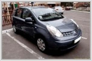 Nissan Note 1.6 MT