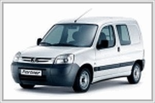 Peugeot Partner Origin VU 1.6 MT