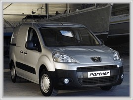 Peugeot Partner Origin 1.4 MT