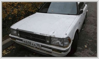 Toyota Crown 2.0 79 Hp